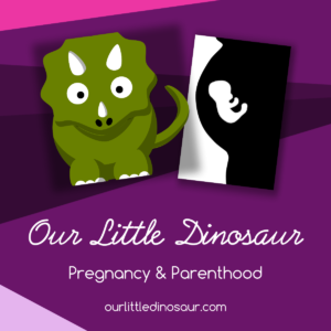 our-little-dinosaur-pregnancy-post