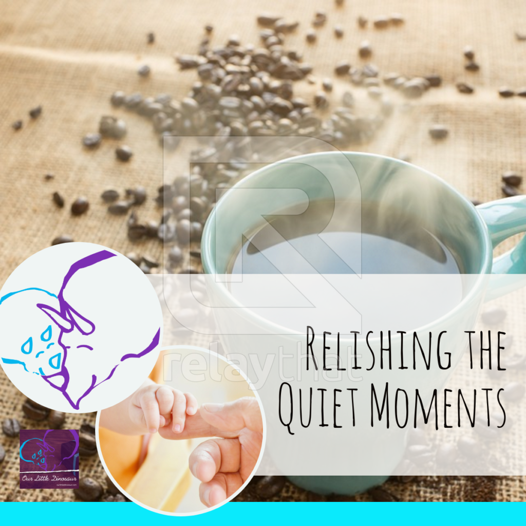 Relishing in the Quiet Moments
